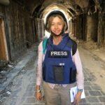 Christina Lamb in Aleppo