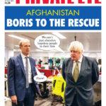 Boris PE joke 2021